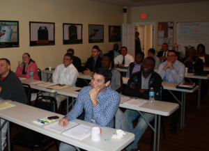 security guard training to become a licensed security guard