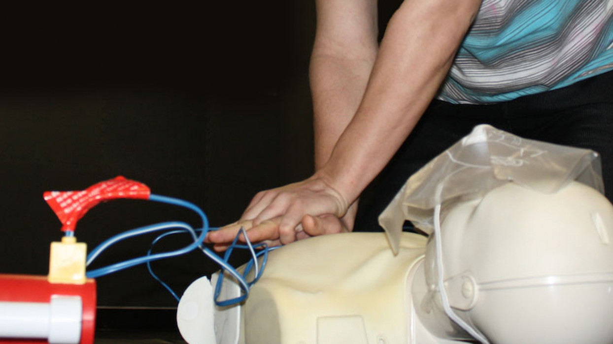 HEARTSAVER FIRST AID, CPR & AED COURSE