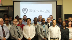 University Park security training, STG University Park